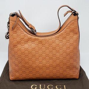 100% Auth Brand New Gucci Guccissima Tote Bag